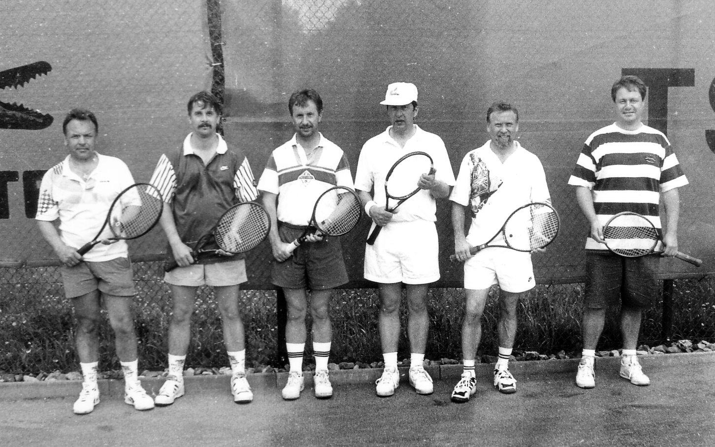 Tennis Sparte wurde aufgelöst